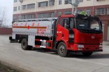 解放j6运油车