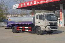 国五东风特商15吨洒水车