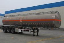 晟通11.3米33.7吨3轴铝合金运油半挂车(CSH9405GYY)