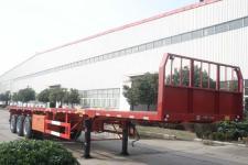 江淮扬天12.5米34吨3轴平板式半挂车(CXQ9405P)