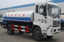 国五东风天锦10吨洒水车