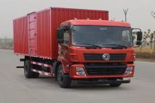 东风专底国五单桥厢式运输车180马力5-10吨(EQ5180XXYGD5D)