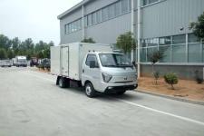 飞碟缔途国五单桥厢式运输车109马力5吨以下(FD5030XXYD66K5-1)