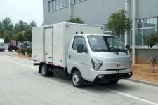 飞碟缔途国五单桥厢式运输车102马力5吨以下(FD5040XXYD66K5-2)