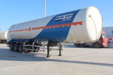 安瑞科13米23吨3轴低温液体运输半挂车(HGJ9380GDY)