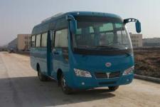 楚风牌HQG6661ENG5型客车图片