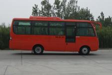 楚风牌HQG6750EA5型客车图片2