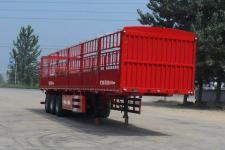 华鲁业兴牌HYX9402CCY型仓栅式运输半挂车