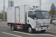 五十铃KV600国五4米2冷藏车