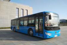 云海牌KK6122G03CHEV型插电式混合动力城市客车图片