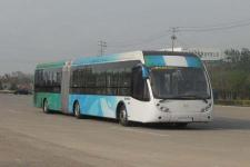 中通牌LCK6180HQGN型铰接式城市客车图片