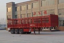坤博10米34吨3轴仓栅式运输半挂车(LKB9401CCY)