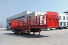 巨运12米33.5吨3轴仓栅式运输半挂车(LYZ9400CCYE)