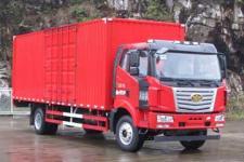 一汽柳特国五单桥厢式运输车182马力5-10吨(LZT5161XXYPK2E5L5A95)