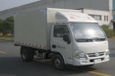 上汽跃进国五单桥厢式运输车87马力5吨以下(NJ5022XXYPBGBNZ3)