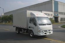 上汽跃进国五微型厢式运输车87马力5吨以下(NJ5022XXYPBGBNZ)