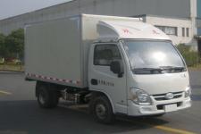 上汽跃进国五单桥厢式运输车87马力5吨以下(NJ5032XXYPBGBNZ)