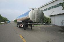 青特11.5米30吨3轴鲜奶运输半挂车(QDT9400GNY)