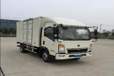 陆地方舟T6纯电动厢式货车-型号:RQ5041XXYEVZ2