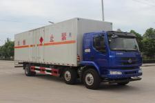 东风柳汽国五9米6易燃液体厢式运输车
