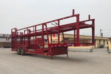 梁威13.6米20.5吨2轴车辆运输半挂车(SLH9280TCL)