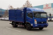 时风国五单桥仓栅式运输车122马力5吨以下(SSF5041CCYDJ75)