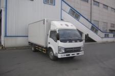 金杯国五单桥厢式运输车68马力5吨以下(SY5045XXYHZA-MC)