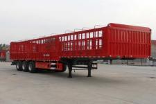 通勤12米32.2吨3轴仓栅式运输半挂车(TDG9400CCYE)