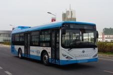 10.5米|21-33座万达混合动力城市客车(WD6105EHEV)