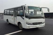 6.5米|24-25座万达客车(WD6660DH)