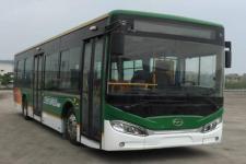 10.5米|10-30座五洲龙纯电动城市客车(WZL6106EVG6)
