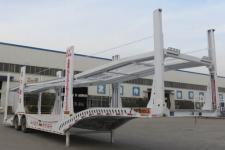 建宇牌YFZ9207TCC型乘用车辆运输半挂车图片