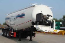 中运8.8米31.7吨3轴下灰半挂车(YFZ9403GXH)