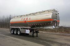 永强11.9米33.5吨3轴铝合金运油半挂车(YQ9404GYYCT2)