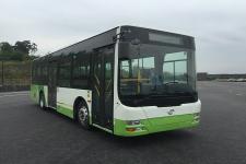 10.5米|20-40座湛龙纯电动城市客车(YYC6107GBEV)