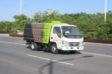 福田时代小卡扫路车
