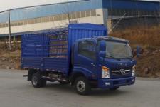唐骏汽车国五单桥仓栅式运输车143马力5吨以下(ZB5040CCYUDD6V)