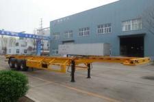 明航14米35.7吨3轴集装箱运输半挂车(ZPS9402TJZ)