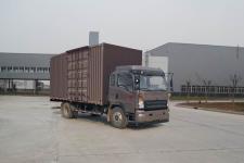 重汽HOWO轻卡国五单桥厢式运输车156马力5-10吨(ZZ5147XXYG421CE1)