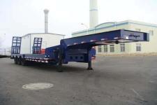 黄海13米30吨3轴低平板半挂车(DD9400TDP)
