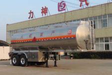 醒狮9米28.3吨2轴铝合金运油半挂车(SLS9342GYY)