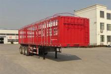 建宇11米33.5吨3轴仓栅式运输半挂车(YFZ9403CCY)