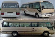金旅牌XML6700J25N型客车图片2