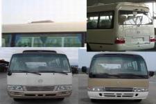 金旅牌XML6700J25N型客车图片3