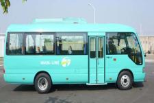 金旅牌XML6700J25N型客车图片4