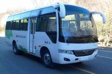 7.5米|24-31座少林客车(SLG6750T5E)