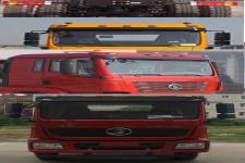陕汽牌SX3318HR406TL型自卸汽车图片