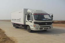 福田歐馬可國五單橋廂式運輸車118-150馬力5噸以下(BJ5049XXY-A1)
