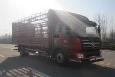 福田瑞沃国五单桥仓栅式运输车170-185马力5-10吨(BJ5146CCY-1)