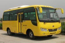 楚风牌HQG6600ENG5型客车图片